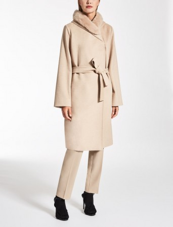 Cashmere coat Benda