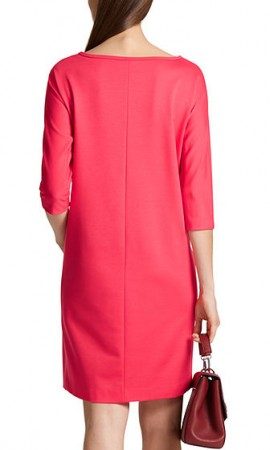 Dress in stretch viscose
