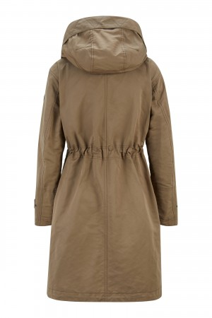 Bogner coat Tea