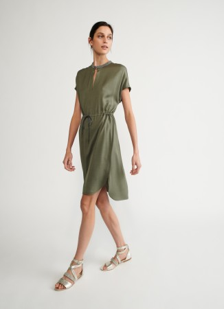 Fabiana Filippi viscose dress