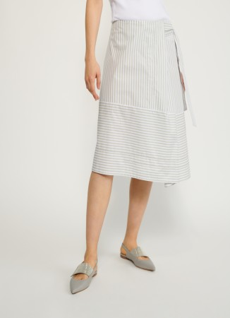 Fabiana Filippi cotton skirt