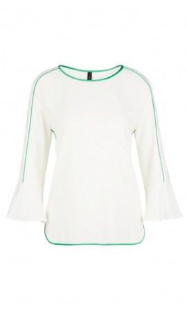 Marccain lightweight blouse-style top