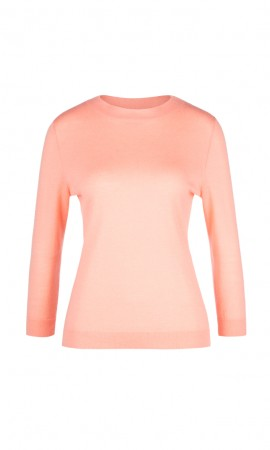 Marccain sweater with silk and cashmere